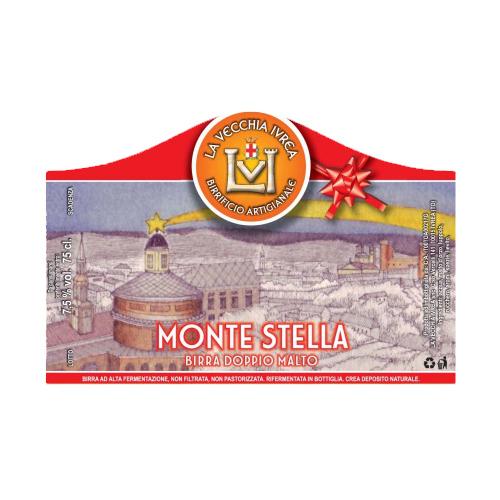 Monte Stella | Belgian Strong Ale da 7,5° Vol