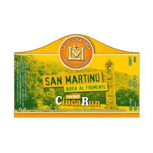 San Martino | Birra di Frumento da 4,5° Vol