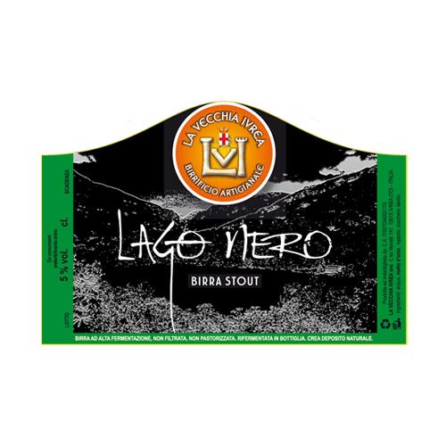 Lago Nero | Stout Irlandese da 5° Vol