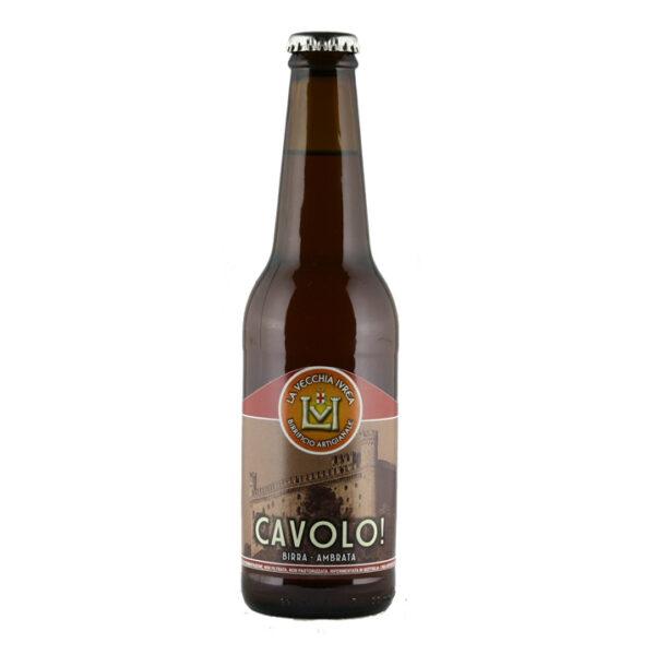Cavolo! | Amber Ale da 4,5° Vol | 33 cl
