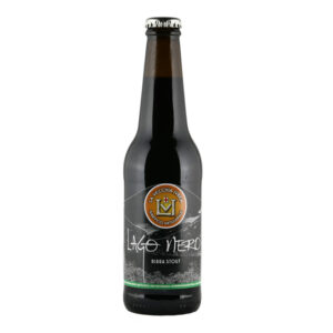 Lago Nero | Stout Irlandese da 5° Vol | 33 cl