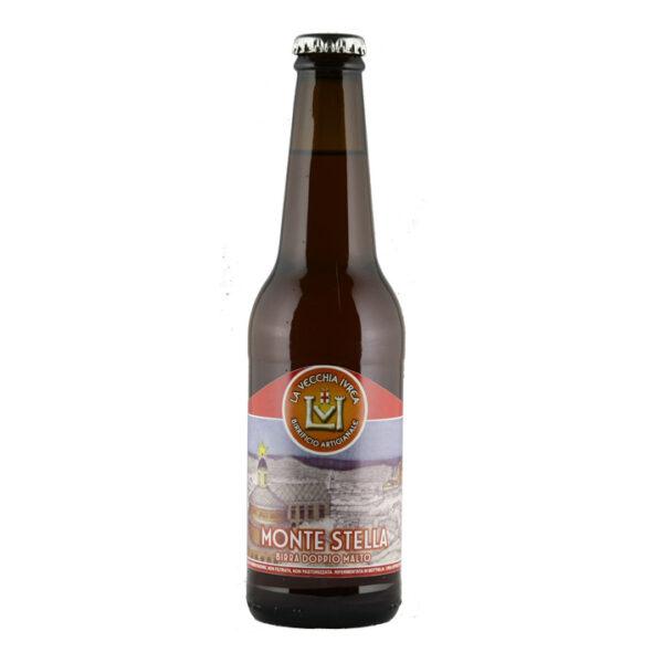 Monte Stella | Belgian Strong Ale da 7,5° Vol | 33 cl