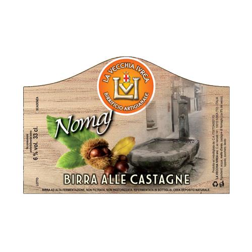 Nomaj | Birra alle Castagne da 6° Vol