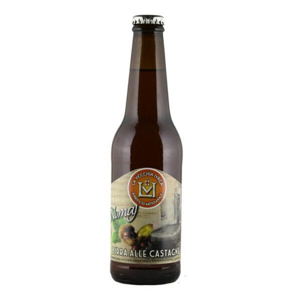 Nomaj | Birra alle Castagne da 6° Vol | 33 cl