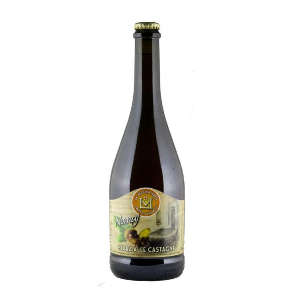 Nomaj | Birra alle Castagne da 6° Vol | 75 cl