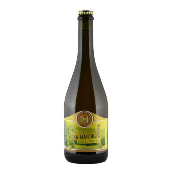 San Martino | Birra di Frumento da 4,5° Vol | 75 cl
