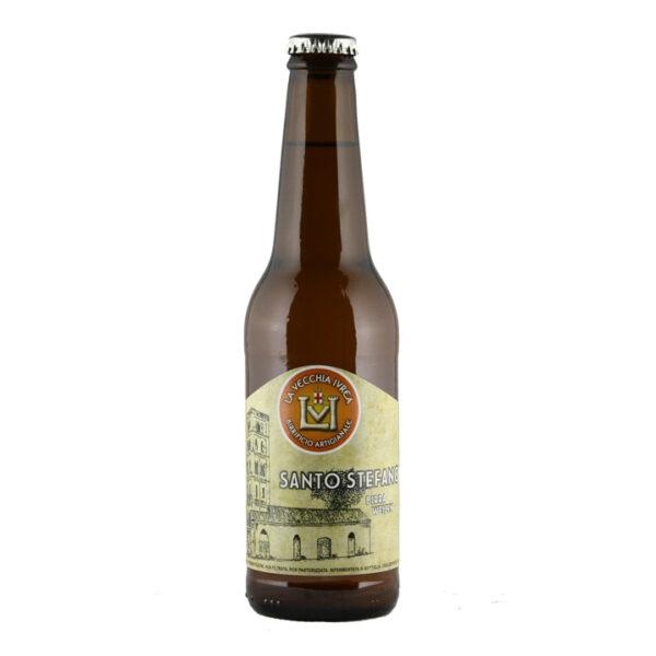 Santo Stefano | Weizen Ale da 5,6° Vol | 33 cl